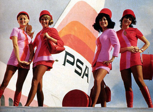 "Flying certainly seemed more ""colorful"" in the 70′s when Massell was Mayor."