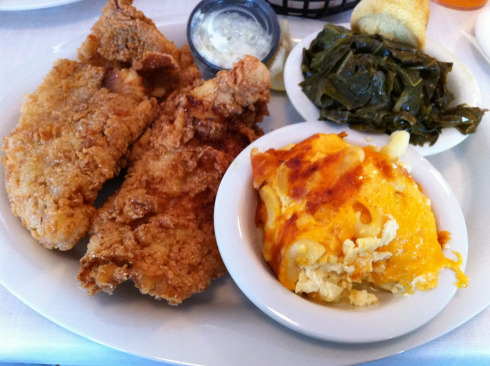 Mary Mac's serves up some of Atlanta's best.