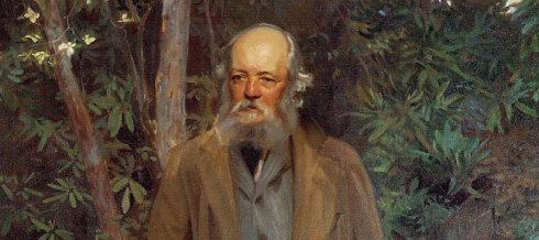"""Frederick Law Olmstead, the """"Father of Landscape Architecture""""."""