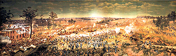 July 22, 2014 marks the 150-year anniversary of the Battle of Atlanta.