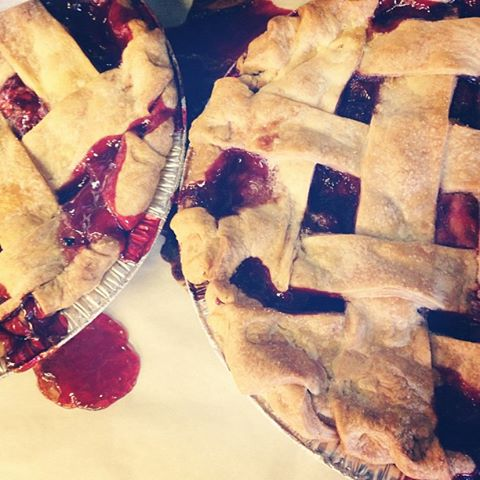 Contribute to community by supporting pie.